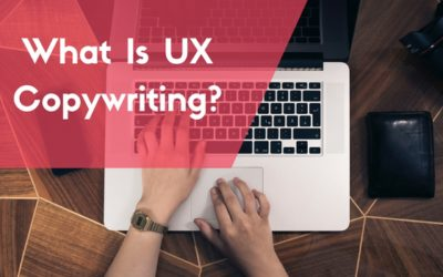What is UX copywriting?